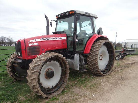 Massey Ferguson 5465 MFWD Tractor