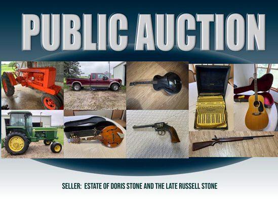 Public Auction- Hannibal, MO