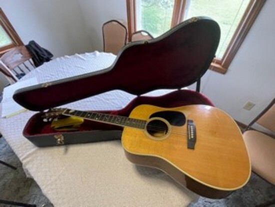 Martin & Company Acoustic Guitar