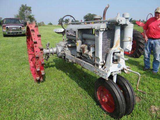Farmall F12 Tractor