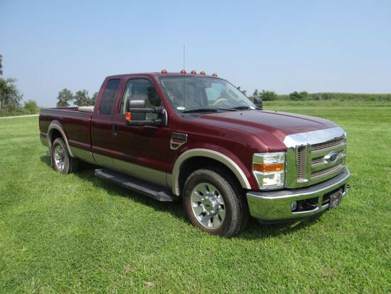2008 Ford Diesel Ext. Cab