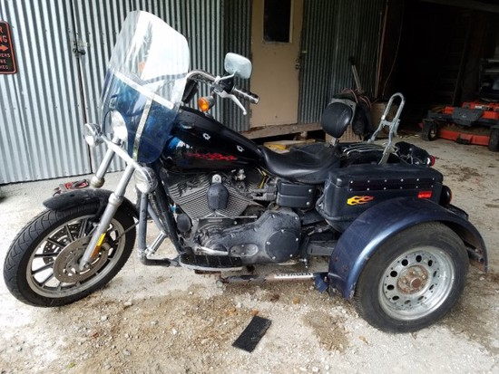 *absentee*2004 Harley Davidson FXDP Police Dyna