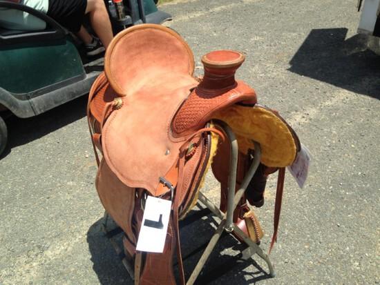 Saddle King Big Horn Roping Saddle