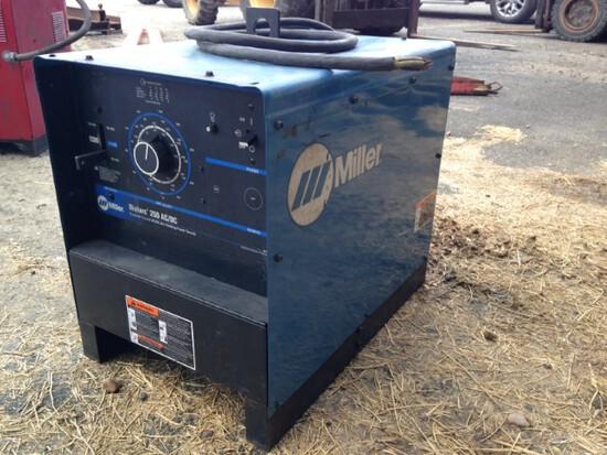 Miller Arc 250 Welding Machine Works