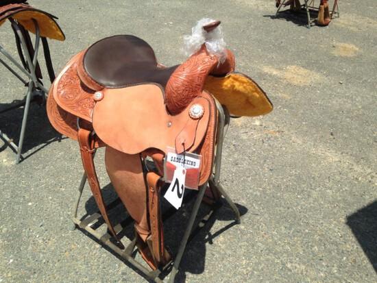 Saddle King Cutting Saddle