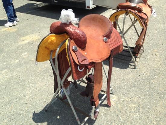 Saddle King Ranch Cutter Saddle