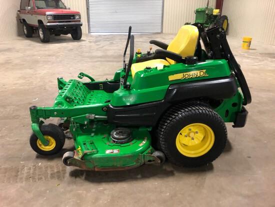 John Deere Z925 zero turn mower
