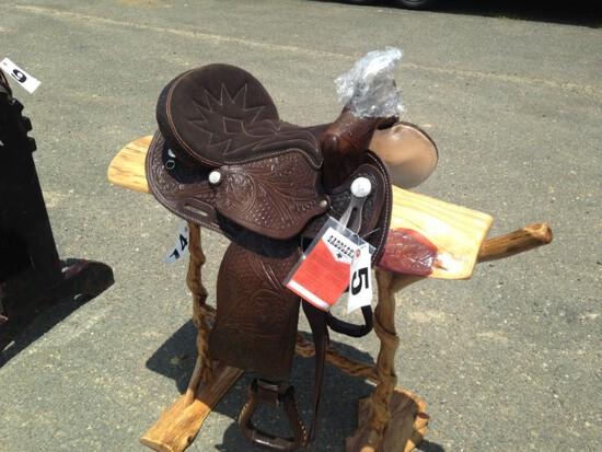 Saddle King Barrel Racing Sadle