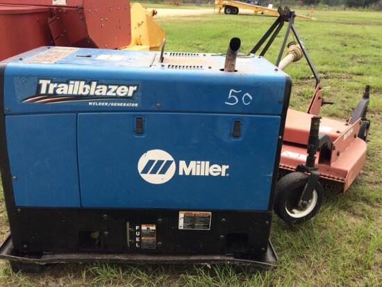 MILLER TRAILBLAZER WELDER/GENERATOR