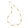 *Fine Jewelry 14KT Gold, Oval Links, Open Cage, 7.5GR. 22'' Necklace (GL Neck 3A/3B)