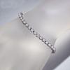 APP: 16.5k *Fine Jewelry 14KT White Gold, 7.00CT Round Brilliant Cut Diamond Bracelet (VGN A-43)