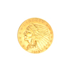 Very Rare 1913 $2.50 U.S. Indian Head Gold Coin Great Investment