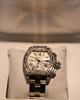 *Cartier Roadster Chronograph Large Men's Watch -P-