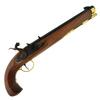 Kentucky  .45 Cal 11'' Blue Percussion Pistol Octagon Barrel (No Gun Sales To: NY, HI, AK.)