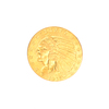 Very Rare 1911 $2.50 U.S. Indian Head Gold Coin Great Investment