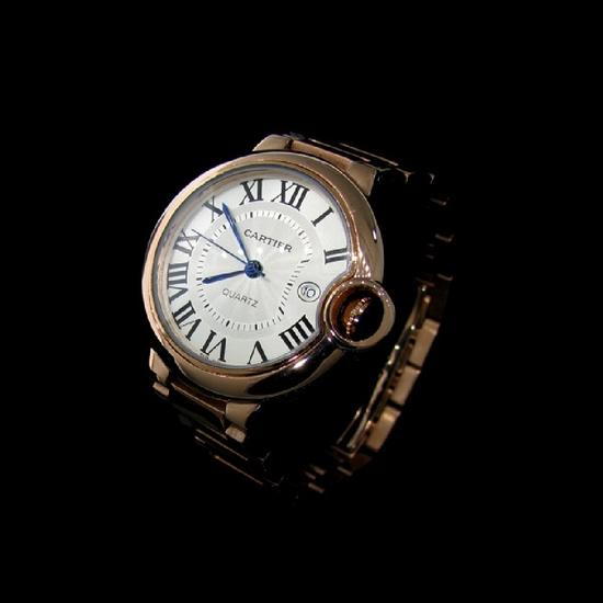*Cartier Ballon Bleu Swiss Watch -P-