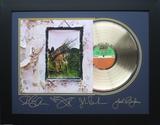 *Rare Original Led Zeppelin Laser Engraved Record