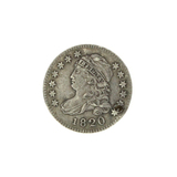 1820 Capped Bust Dime Coin