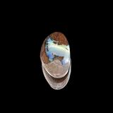Gorgeous 19.25CT Rare Boulder Opal Gemstone