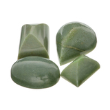 APP: 1.7k 217.01CT Various Shapes And sizes Nephrite Jade Parcel