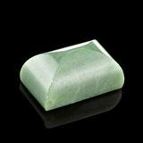 APP: 3.5k 174.00CT Rectangle Cut Guatemala Jade Gemstone