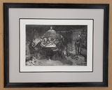 *Rare Giclee Limited Edition 02 by Fredrick Remington Plate Signed Great Investment