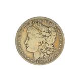 1890-O U.S. Morgan Silver Dollar Coin