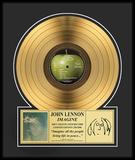 JOHN LENNON ''Imagine'' Gold LP-Limited Edition