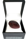 APP: 20.8k 595.50CT Pear Cut Ruby Gemstone