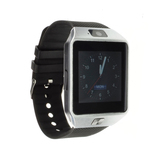 New Silver Smart Watch With Charger