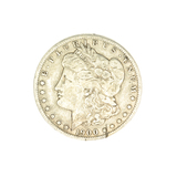1900-O U.S. Morgan Silver Dollar Coin
