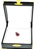 APP: 1.2k 8.32CT Oval Cut Ruby Gemstone
