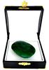 APP: 17k 162.00CT Oval Cut Emerald Gemstone