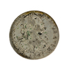 1808 Extremely Rare Eight Reales American First Silver Dollar Coin