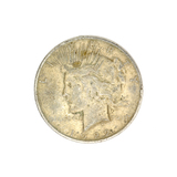 1922-D U.S. Peace Type Silver Dollar Coin