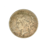 1926-D U.S. Peace Type Silver Dollar Coin