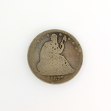1877 Liberty Seated Half Dolla Coin