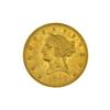 1849 $10 U.S. Liberty Head Gold Coin