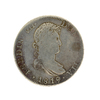1819 Extremely Rare Eight Reales American First Silver Dollar Coin