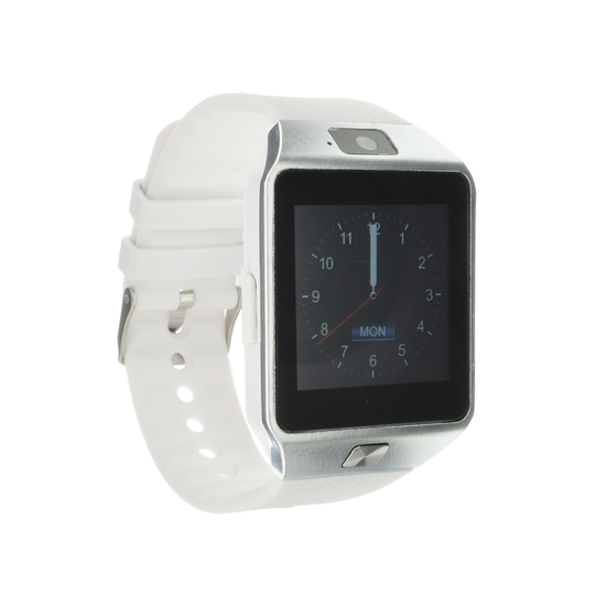 New White Smart Watch With Charger