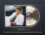 *Rare Original Michael Jackson Laser Engraved Record