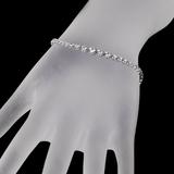 APP: 4.7k *Fine Jewelry 14 kt. White Gold, 2.02CT Round Brilliant Cut Diamond Bracelet (VGN B-82) (V