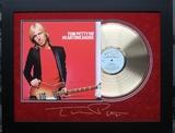 *Rare Original Tom Petty Laser Engraved Record