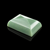 APP: 3.4k 168.00CT Rectangle Cut Guatemala Jade Gemstone