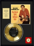 ELVIS PRESLEY ''Jailhouse Rock'' Gold Record