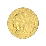 Extremely Rare 1910-S $5 U.S. Indian Head Gold Coin