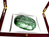 APP: 5.8k 1166.65CT Oval Cut Green Beryl Emerald Gemstone