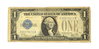 1928 $1 Silver Certificate Funny Back