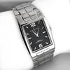 Ralph Valentin Men's Stainless Steel Silver Watch