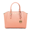 Gorgeous Brand New Never Used Pale Pink Michael Kors Large Satchel Tag Price $428.00